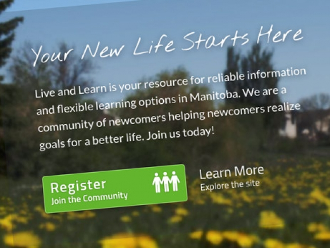 Live & Learn: building an online community for newcomers